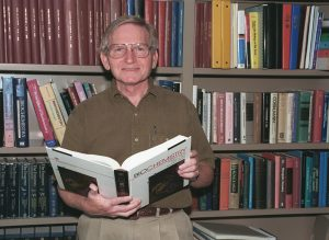 Frey with book coauthored